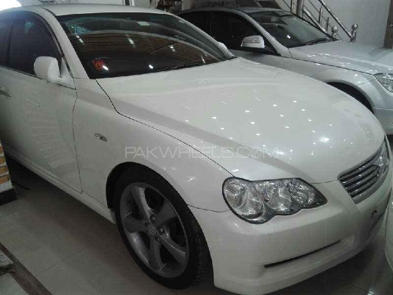 Toyota Mark X 300G Premium 2005 Image-1
