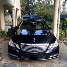 Mercedes Benz E Class 2012 for Sale in Islamabad