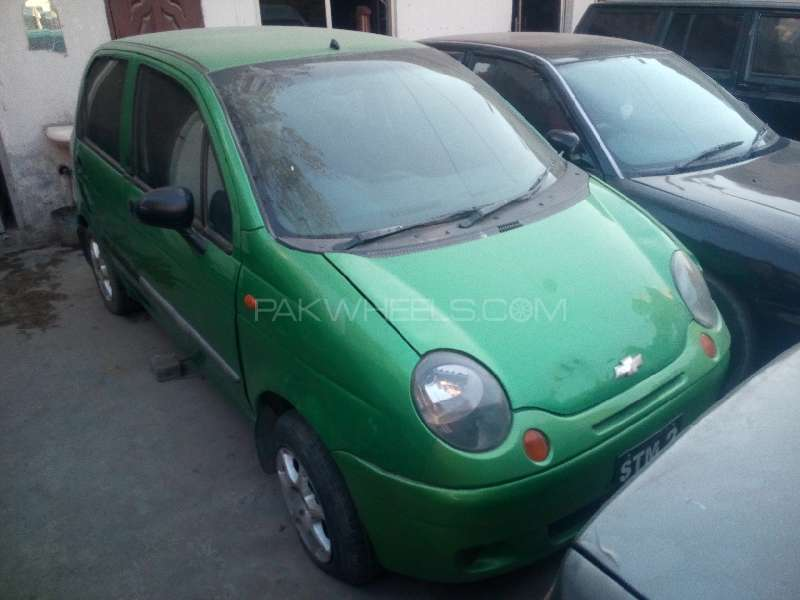 Chevrolet Joy 1.0 2006 Image-1