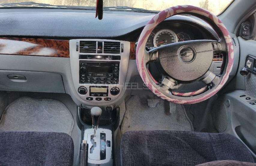 Chevrolet Optra 1.6 Automatic 2008 Image-1