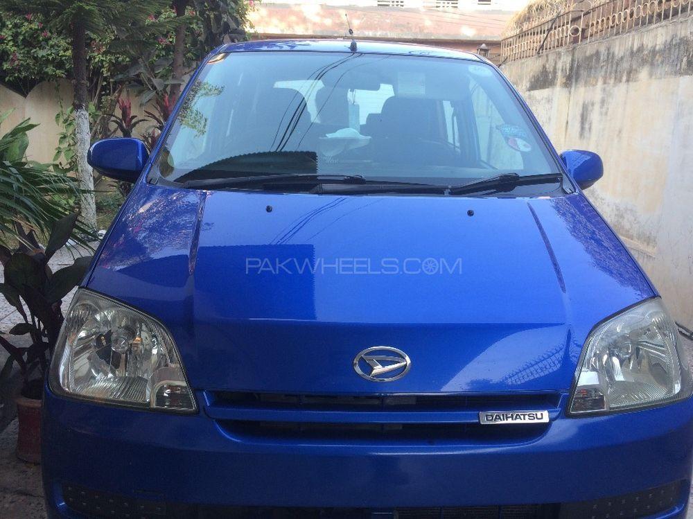 Daihatsu Charade CX Turbo 2007 Image-1