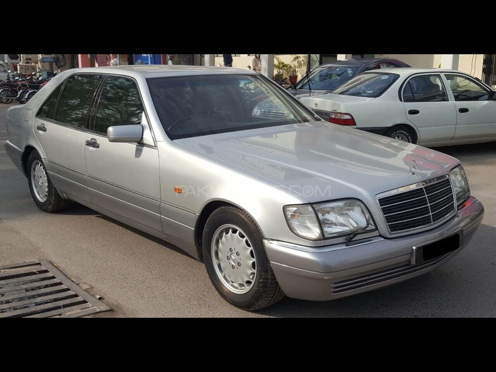 Mercedes Benz S Class S 320 1995 Image-1