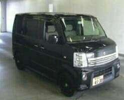 Suzuki Every Wagon JP 2010 Image-1