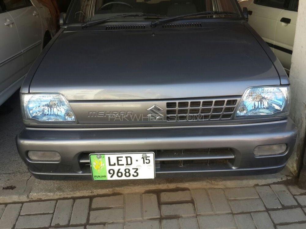Suzuki Mehran VXR Euro II (CNG) 2015 Image-1