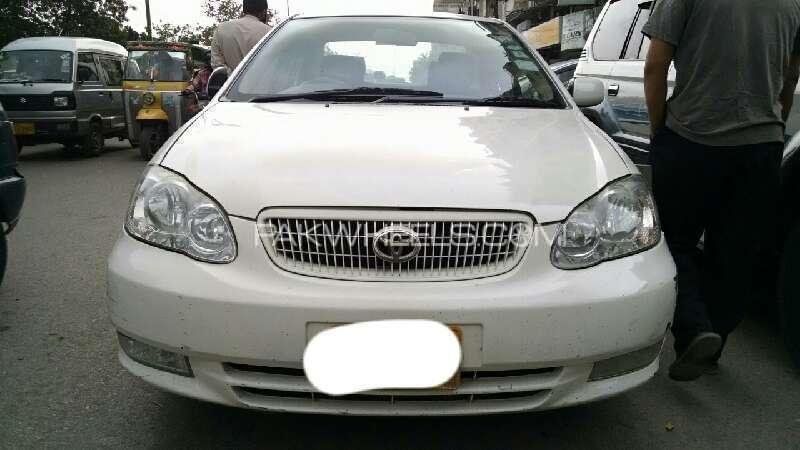Toyota Corolla Altis 1.8 2004 Image-1