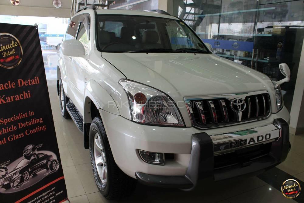 Toyota Prado RZ 3.4 (3-Door) 2003 Image-1