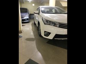 Toyota Corolla Altis Grande CVT-i 1.8 2016 for Sale in Lahore