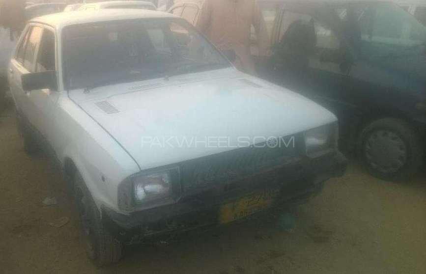 Daihatsu Charade G10 1981 Image-1