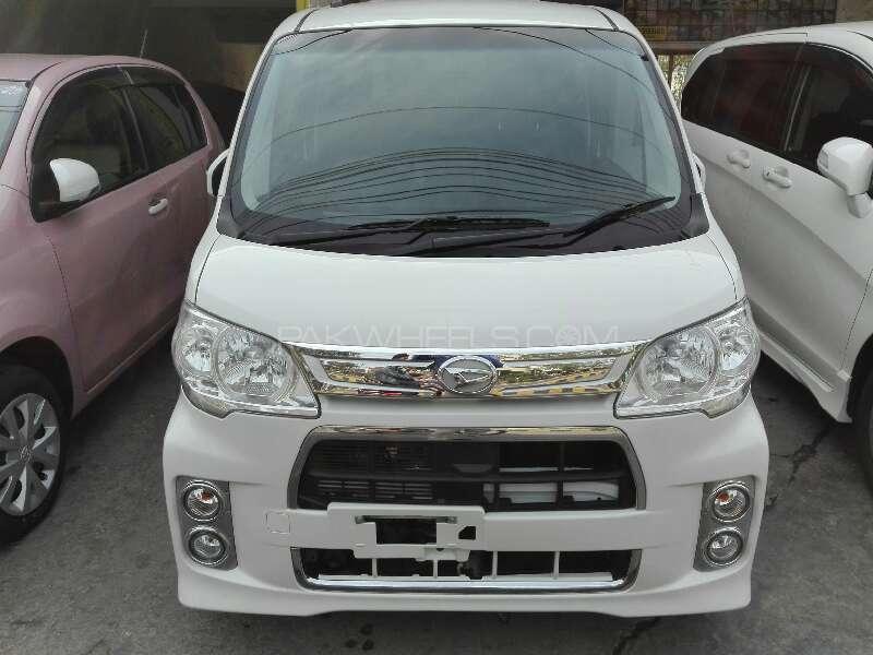 Daihatsu Tanto X Special 2013 Image-1