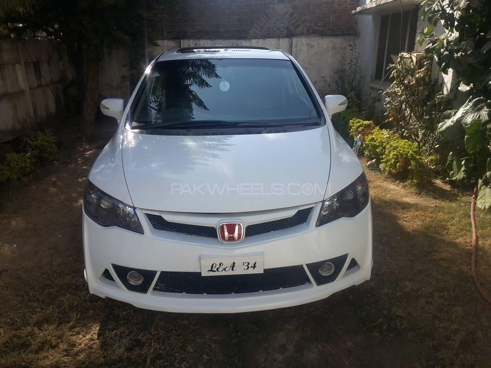 Honda Civic VTi Oriel Prosmatec 1.8 i-VTEC 2006 Image-1