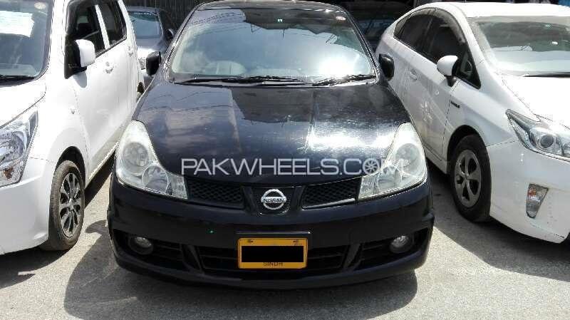 Nissan Wingroad 15M Four Authentic 2007 Image-1