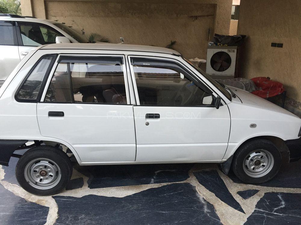 Suzuki Mehran VX Euro II (CNG) 2012 Image-1
