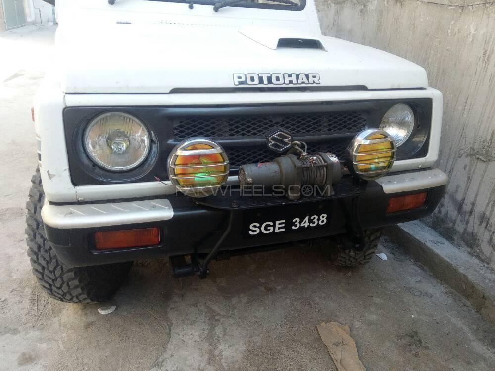Suzuki Potohar 1987 Image-1