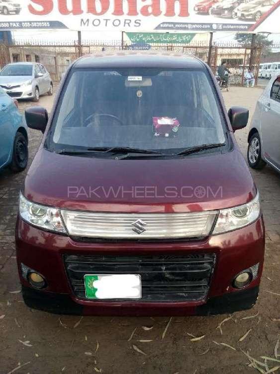 Suzuki Wagon R Stingray X 2009 Image-1
