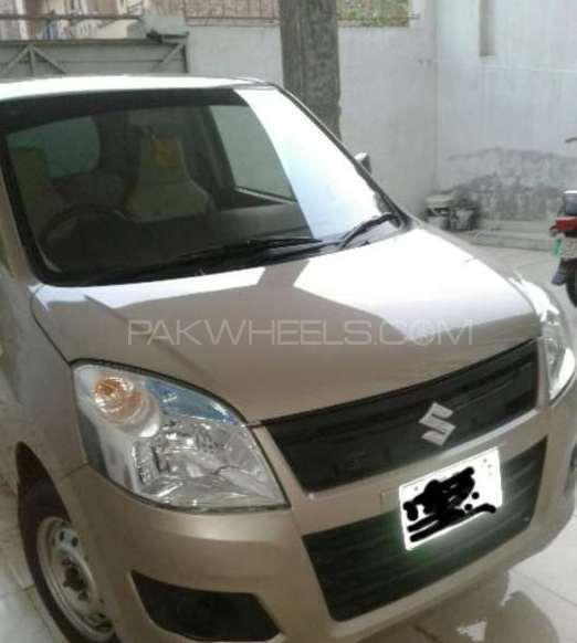 Suzuki Wagon R VXR 2015 Image-1