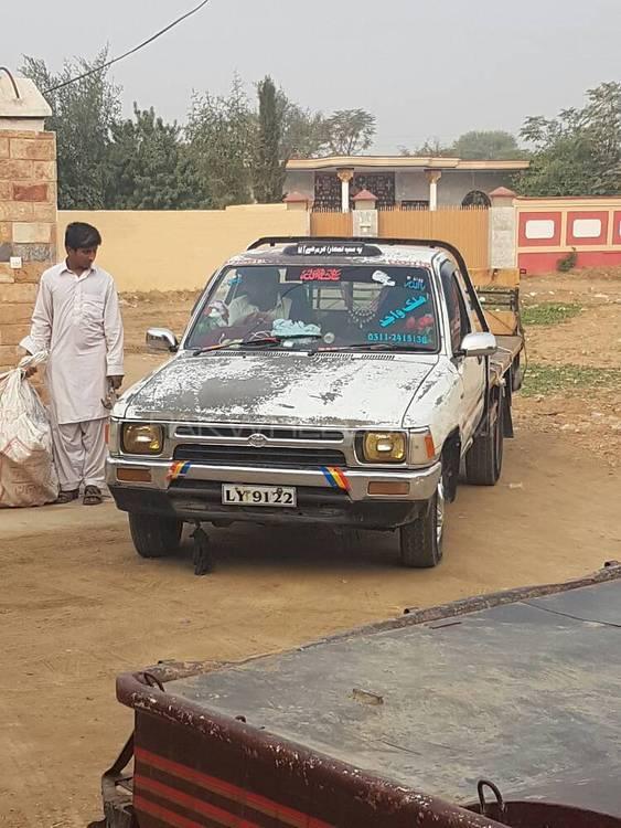 Toyota Pickup 1991 Image-1