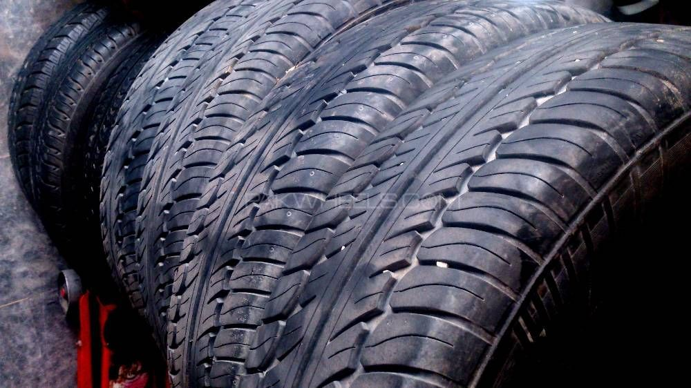 175/65r15 euro star tyres set very good condition without any fault  Image-1
