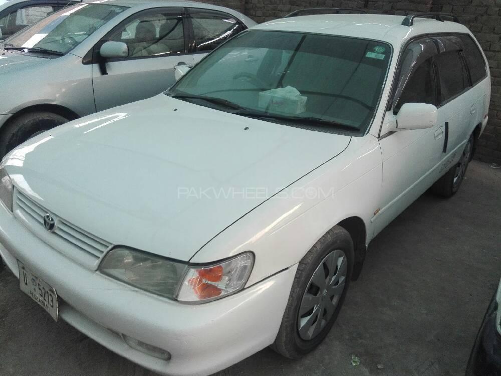 Toyota Corolla Fielder 1996 Image-1