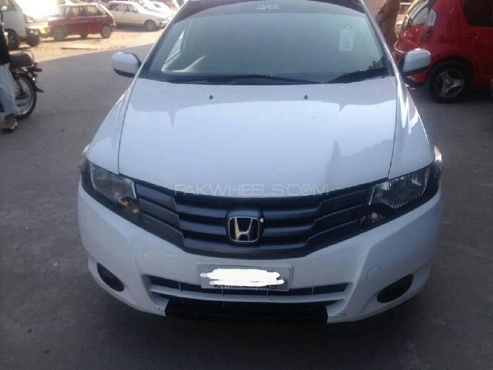 Honda City i-VTEC 2011 Image-1