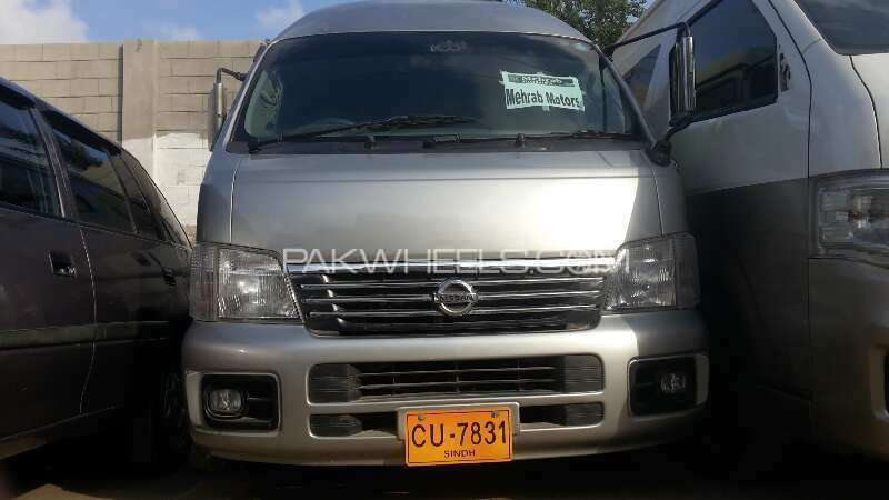 Nissan Caravan 2005 Image-1