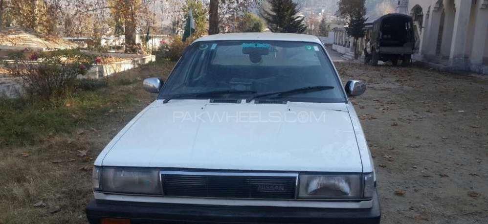 Nissan Sunny 1988 Image-1