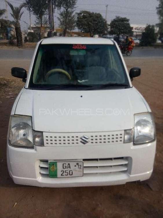 Suzuki Alto E 2006 Image-1