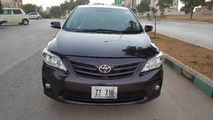 Toyota Corolla Altis SR Cruisetronic 1.6 2013 for Sale in Islamabad