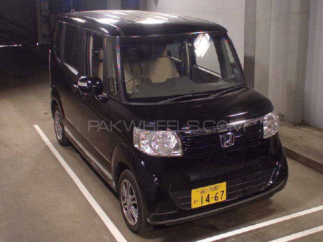 Honda N Box G-L Package 2014 Image-1