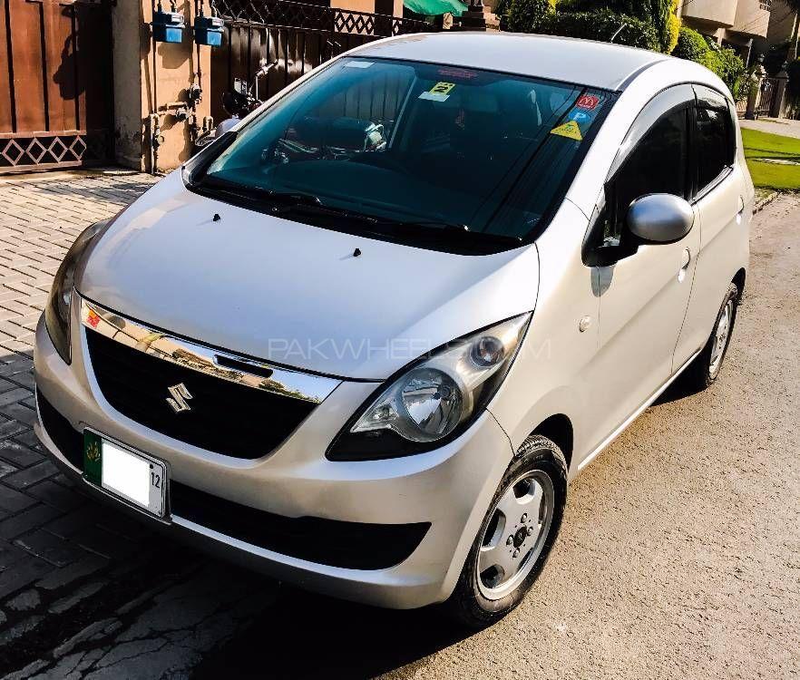 Suzuki Cervo G 2007 Image-1