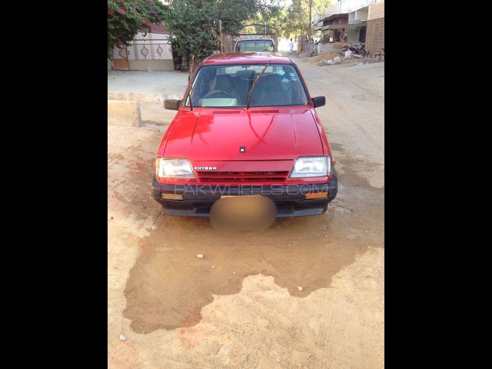 Suzuki Khyber Plus 1997 Image-1
