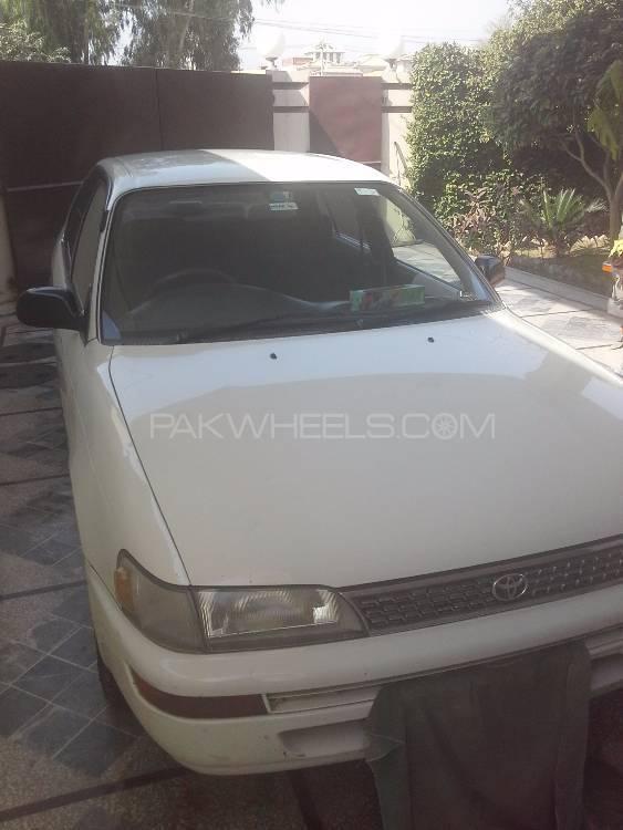 Toyota Corolla GLi 1.6 1996 Image-1