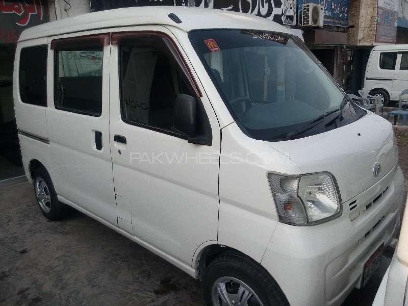 Daihatsu Hijet Basegrade 2008 Image-1