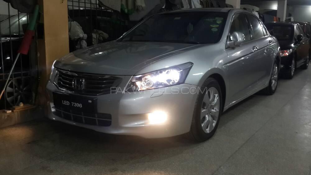 Honda Accord 20TL 2009 Image-1