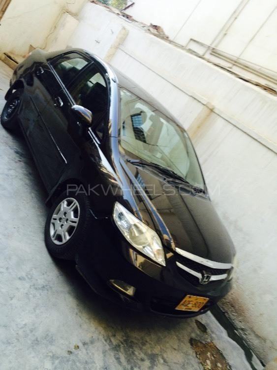 Honda City 1.3 i-VTEC 2008 Image-1