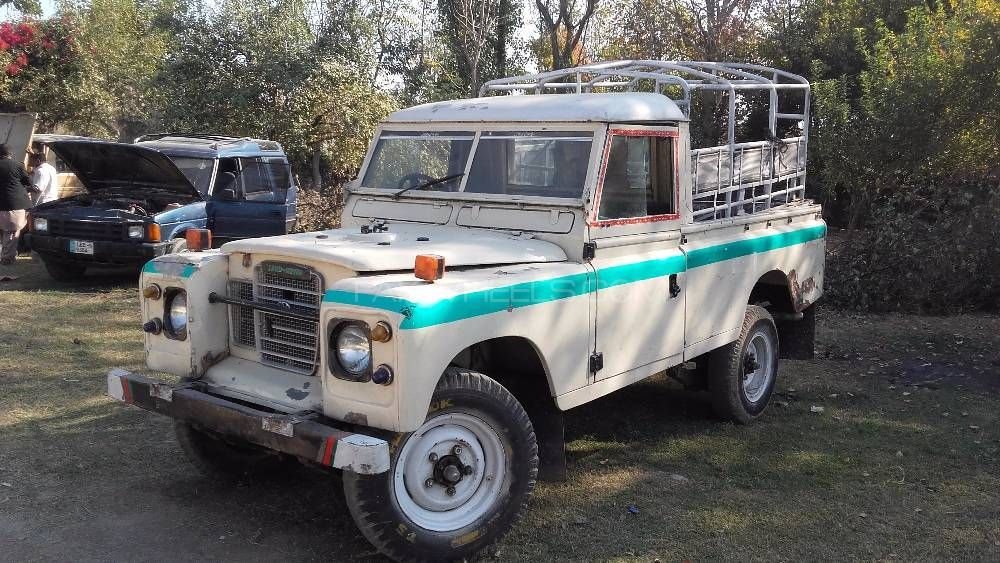 Land Rover Series I 1970 Image-1