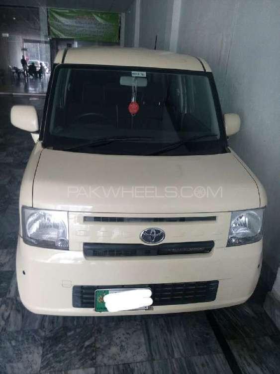 Toyota Pixis X 2011 Image-1