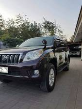 Toyota Prado TX Limited 2.7 2010 for Sale in Islamabad
