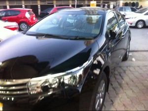 Toyota Corolla Altis Grande CVT-i 1.8 2016 for Sale in Rawalpindi