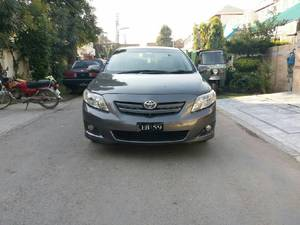 Toyota Corolla GLi 1.3 VVTi 2009 for Sale in Lahore