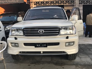 Toyota Land Cruiser VX Limited 4.7 2002 for Sale in Islamabad