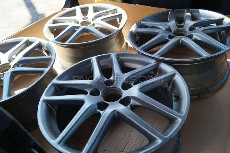 Original Honda Euro R Alloy Rims Image-1