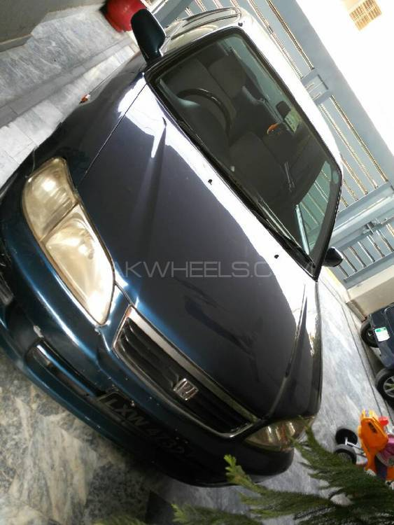 Honda City EXi S Automatic 2001 Image-1