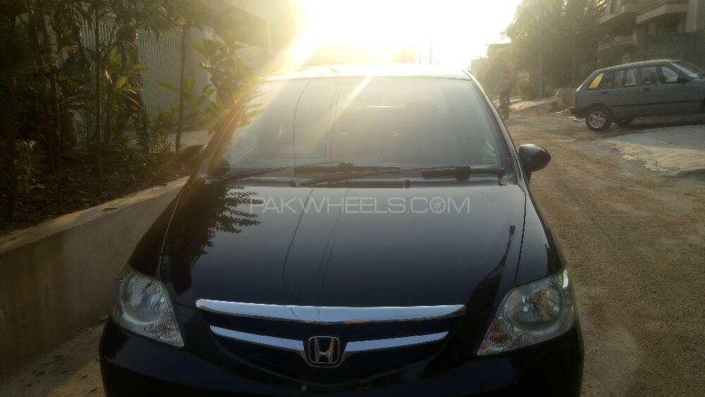 Honda City i-DSI 2008 Image-1
