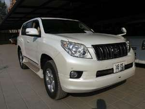 Toyota Prado TX Limited 2.7 2011 for Sale in Islamabad