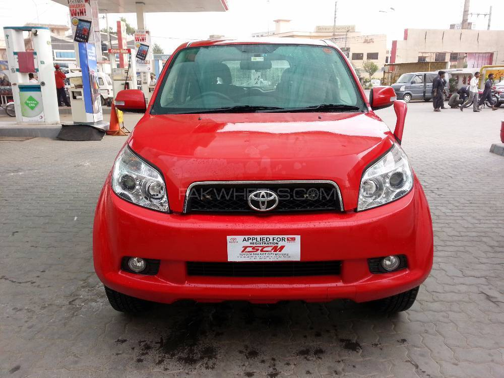Toyota Rush X Smart Edition 2013 For Sale In Sialkot