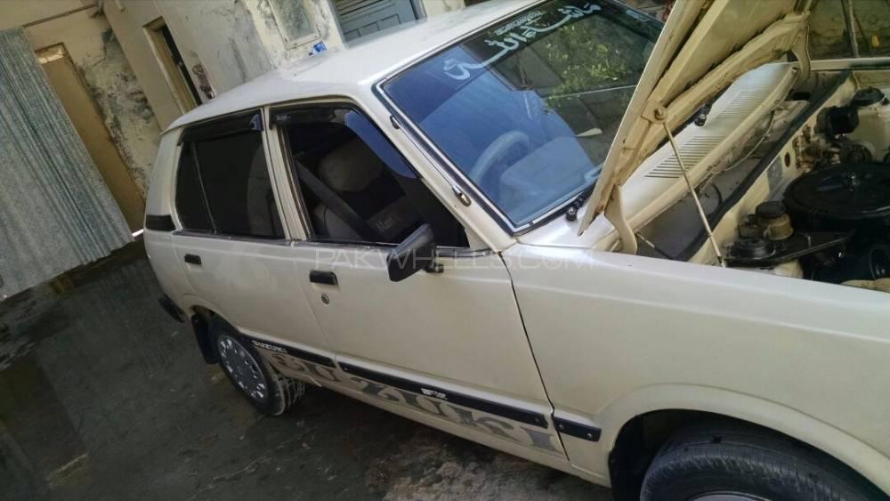 Suzuki FX 1984 Image-1
