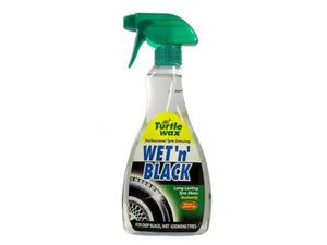 Turtle Wax Wet 'n' Black - 500ml in Lahore