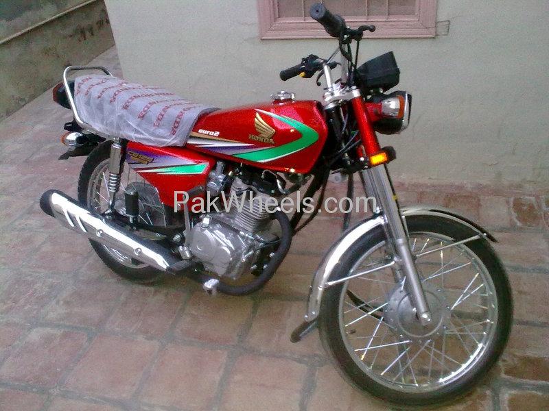 Used Honda Cg 125 2012 Bike For Sale In Sargodha 98412