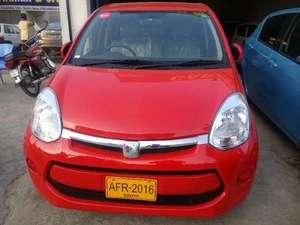 Toyota Passo + Hana 1.0 2014 for Sale in Bhawalpur
