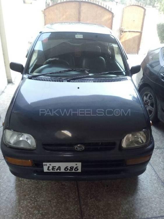 Daihatsu Cuore CX Eco 2006 Image-1